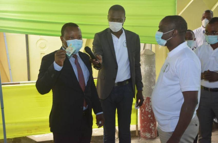 Bénin : L'ANIP distribue plus de 45.000 cartes nationales d'identité biométriques