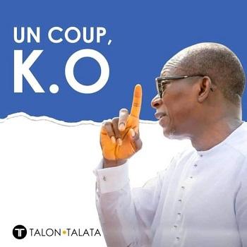 Lancement de la campagne pour les Présidentielles du 11 avril 2021: Les premiers mots du Candidat Talon