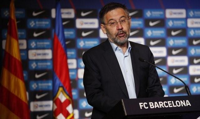 BarçaGate: Le président du Fc Barcelone arrêté