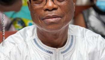 Vincent Djima Abiola, Directeur Adjoint de la Questure de l'Assemblée nationale du Bénin