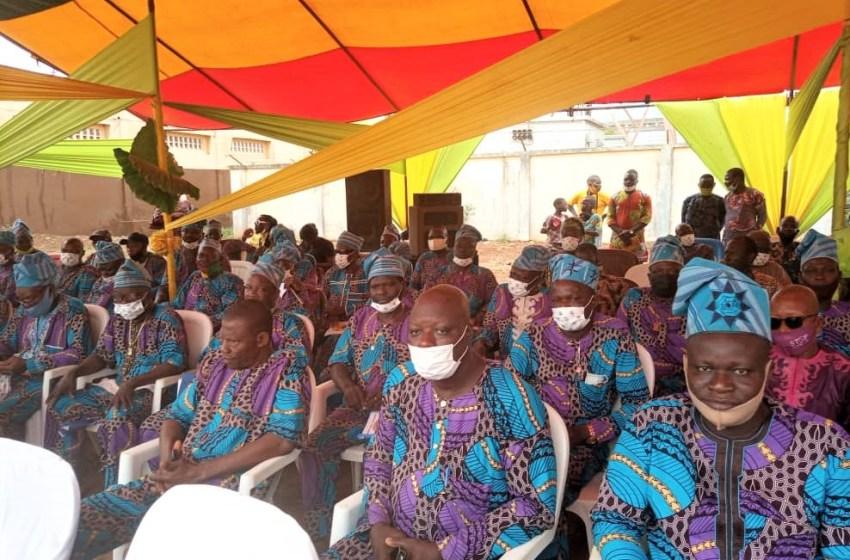 Sous l'égide de l'Union Progressiste, les 50 chefs quartiers et villages d'Akpro-Missérété prêts pour le K.O du duo Talon-Talata