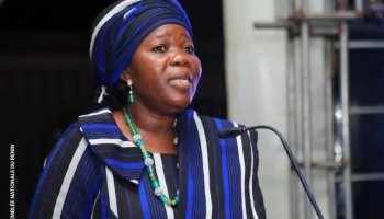Mariam Chabi Talata Zimé Yérima Vice-Présidente de la République du Bénin