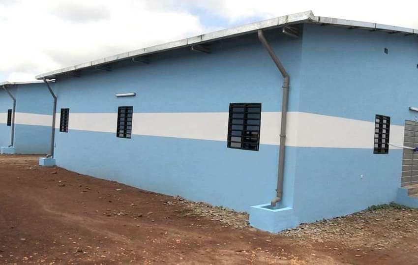 Coopération Bénin-Usa: Les États-Unis dotent la garnison de Cana de plusieurs infrastructures