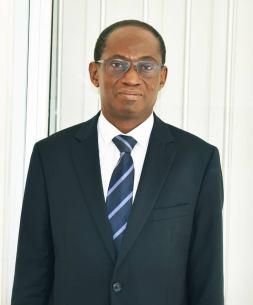 Alonado Wilfrid Adissin, précédemment Directeur général de la Société des aéroports du Bénin