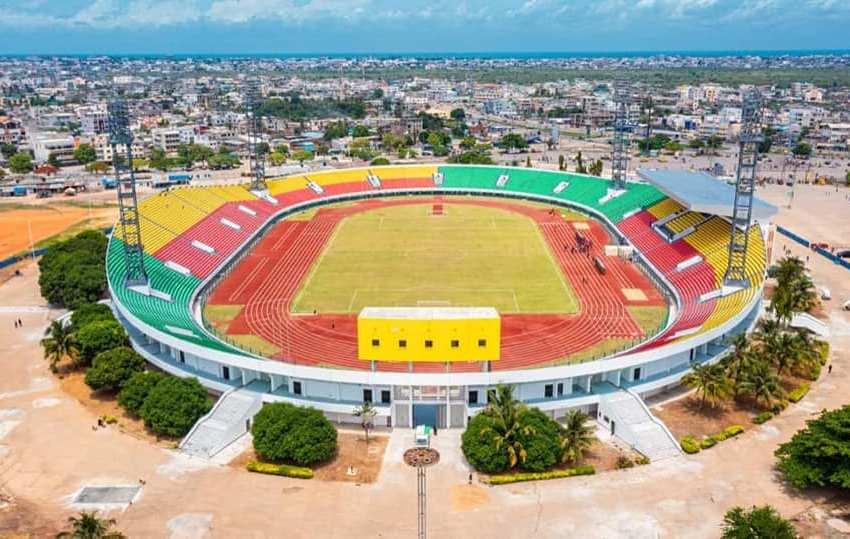 Coopération Sino-Béninoise: Le stade Général Mathieu KÉRÉKOU rénové aux normes internationales