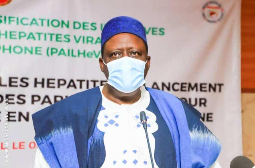Santé: Le Président Vlavonou et les députés debout contre les hépatites virales au#Bénin