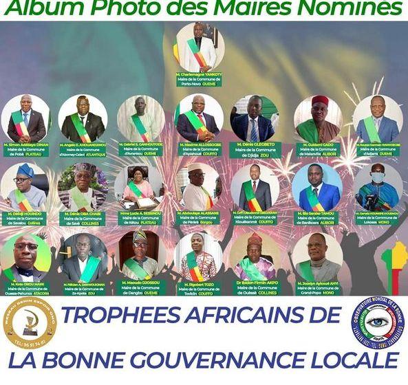 Bonne gouvernance locale : Les mérites du Maire Yankoty reconnus et primés
