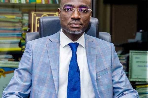 Oumara KARIMOU ASSOUMA, Directeur Général du Trésor et de la Comptabilité Publique du Bénin