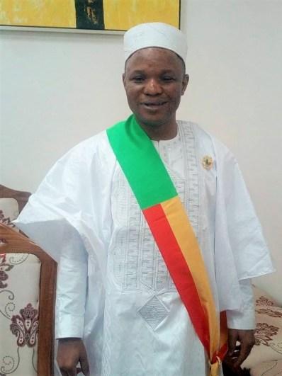 Romaric OGOUWALE, suppléant du député André OKOUNLOLA