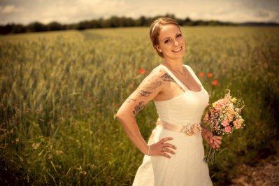 bride wedding make up I