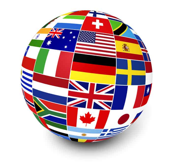 Overseas business/law firm