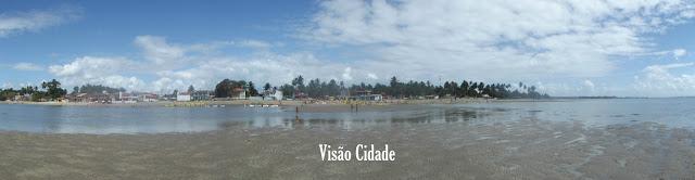 Ilha de Itaparica-BA - Vera Cruz Praia da Coroa