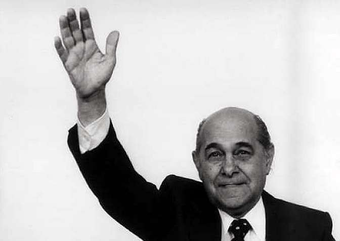 Hoje na História: O Presidente Tancredo de Almeida Neves