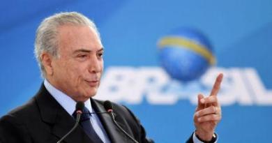 """Temer dirá em Davos que """"Brasil voltou"""" e que recessão foi superada"""