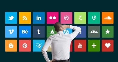 O cuidado com as plataformas das redes sociais