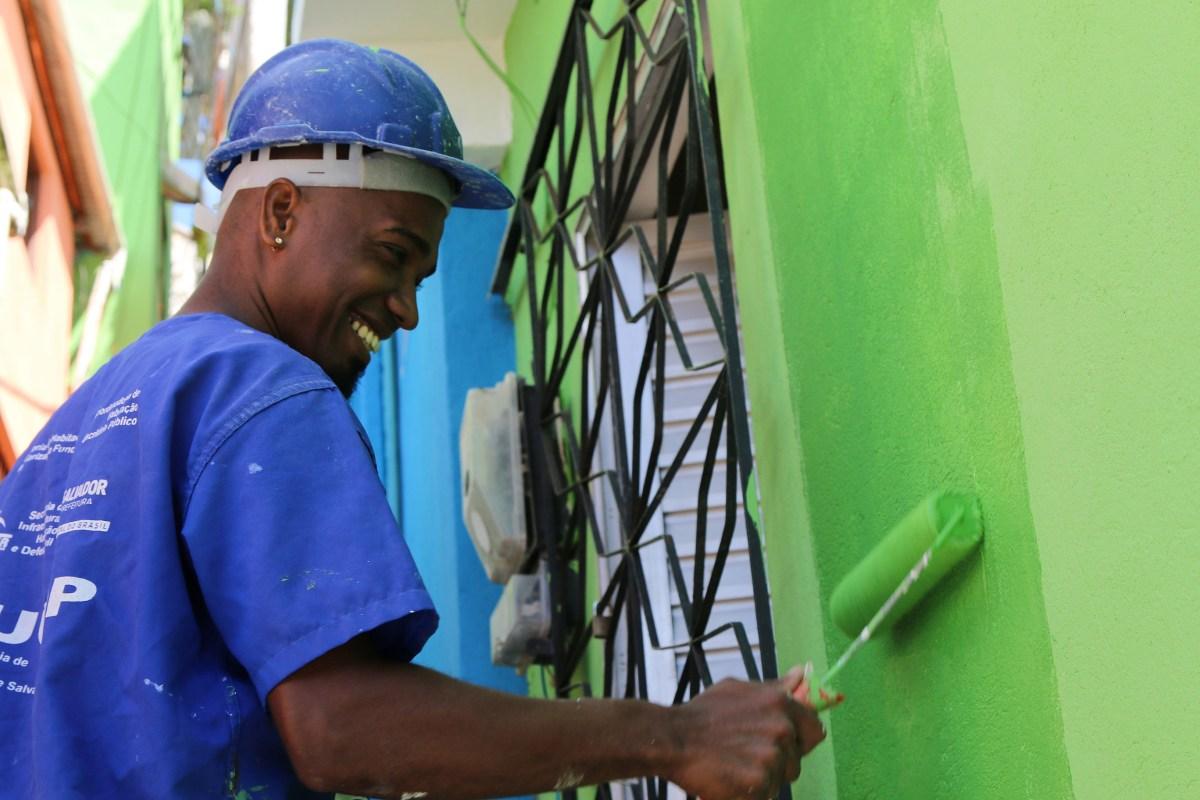 Prefeitura entrega 181 casas reformadas pelo Morar Melhor nesta quinta (12)