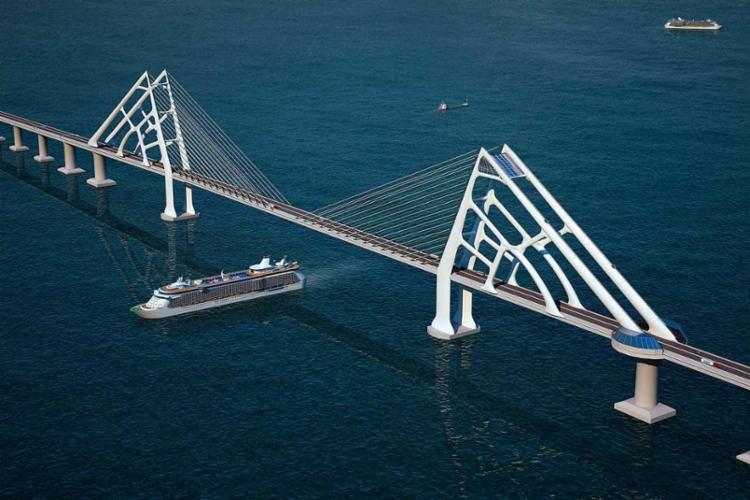 Audiência pública vai debater projeto da ponte Salvador-Itaparica