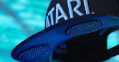 Atari cria boné com caixas de som embutidas
