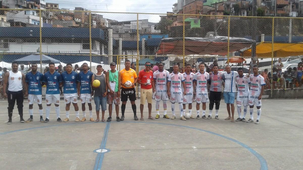 Salvador: Liga de Futsal do Pela Porco a número 1 da Bahia