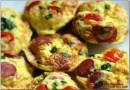 Bolinhos de Omelete