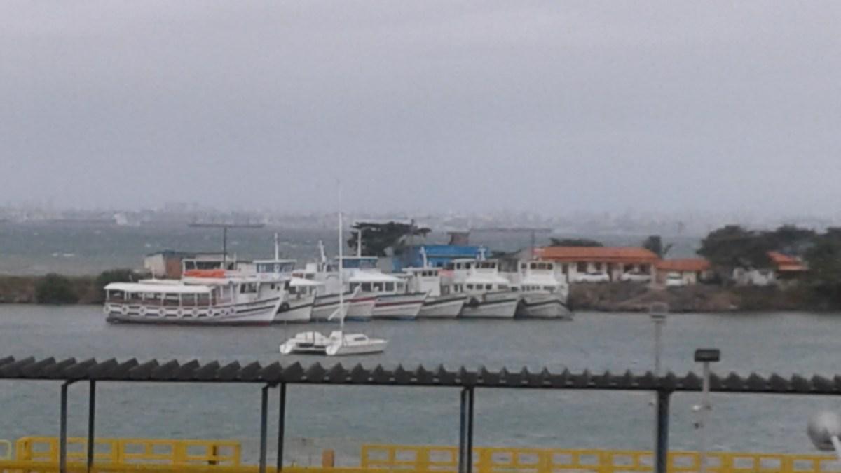 Travessia Salvador-Mar Grande está suspensa