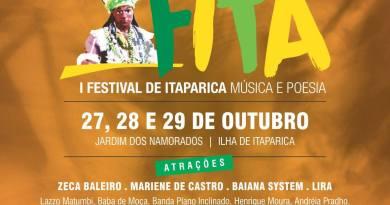 Itaparica : FITA o sucesso será bom para todos