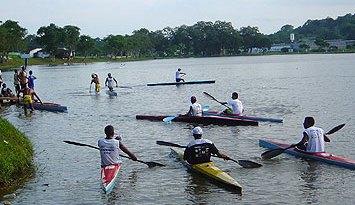 Governador anuncia construção de centro de canoagem em Itajuipe