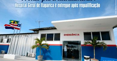 Ilha de Itaparica: HGI receberá uma unidade para coleta de sangue