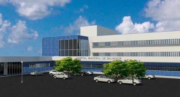 Hospital Municipal de Salvador abre 681 vagas de emprego;veja como se inscrever