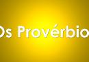 Evangelização Provérbios 1:1-33