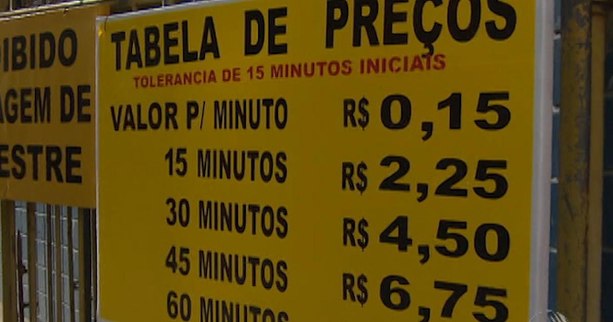 Estacionamento particular em Salvador, os preços são um absurdo