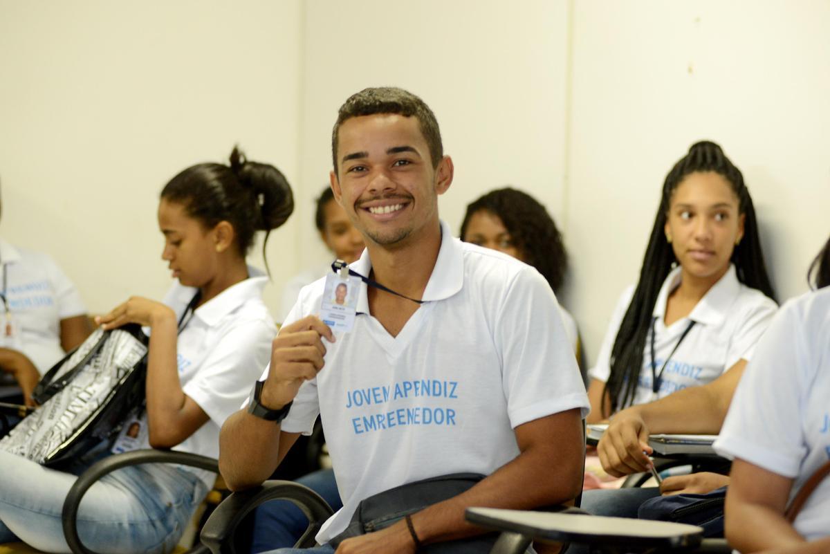 Parque Social abre inscrições para o programa Jovem Aprendiz