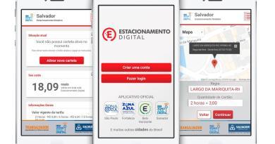 Zona Azul Digital já conta com 19,4 mil motoristas cadastrados