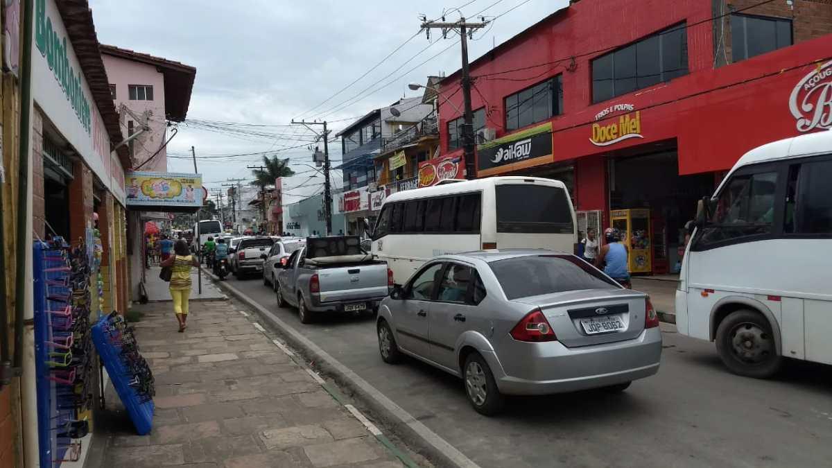 Vera Cruz: Transveracruz contra mão da mobilidade