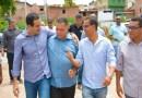 Palhinha visita o Subúrbio com Bruno Reis