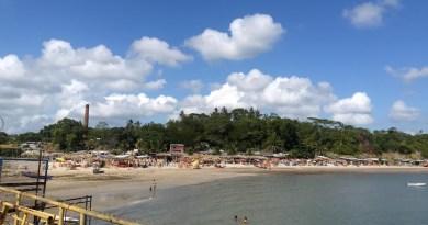 Ilha de Itaparica: A chegada a um paraíso
