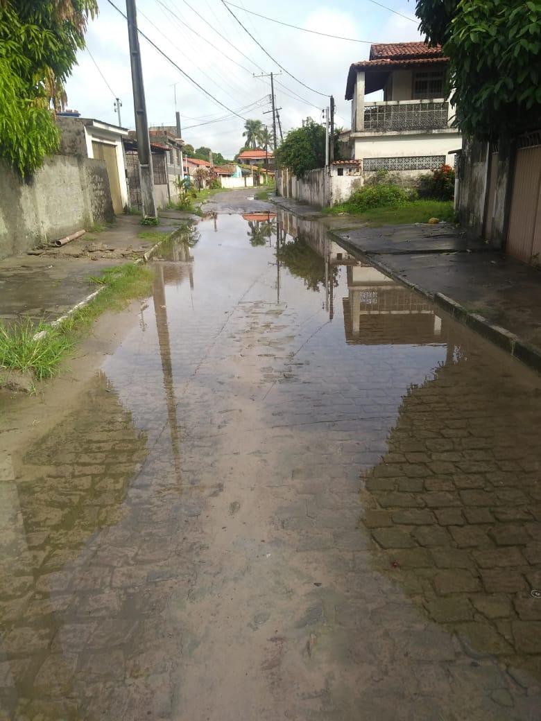 A chuva e os alagamentos a culpa é de quem?