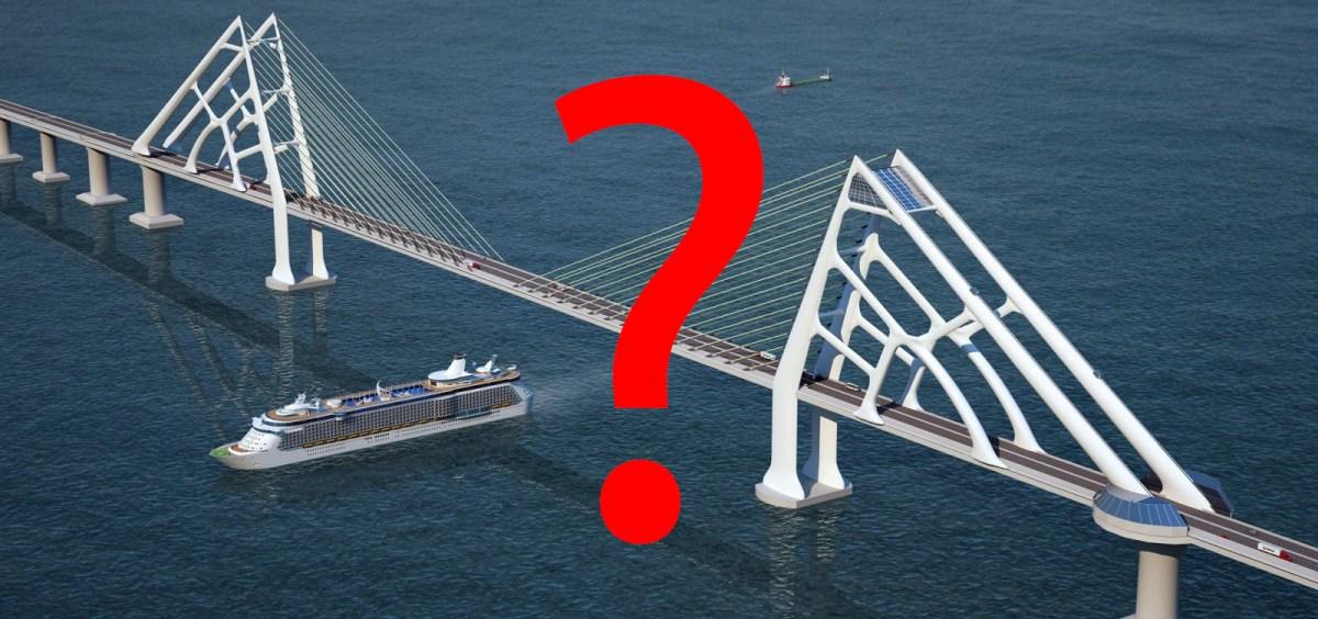 A ponte é uma grande incógnita para todos da Ilha de Itaparica