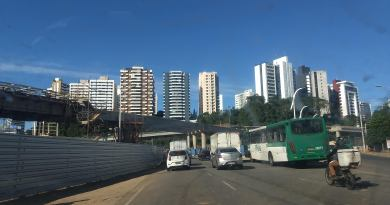 Salvador cuidando da mobilidade urbana