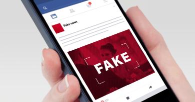 Fake,uma forma de se esconder