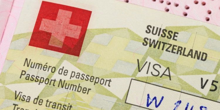It further explains that starting from February 2, 2020, applicants for a Schengen visa to Switzerland will need to pay higher fees.
