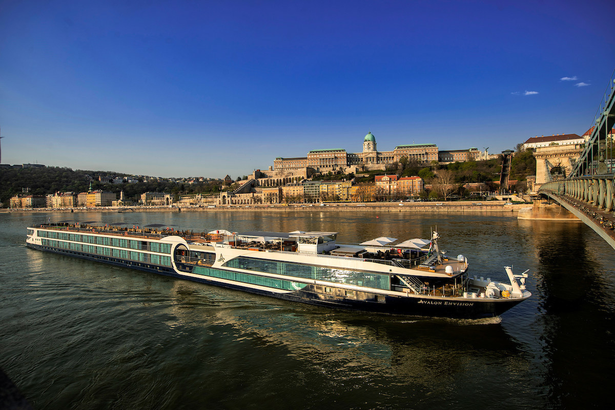 "The famed ""Blue Danube"" is also home to the stunning Wachau Valley (a UNESCO World Heritage Site), known for some of the best (and most photogenic) hiking and biking trails across the globe and cultural immersion and exploration galore. This is a river that provides a not-to-be-missed vacation."