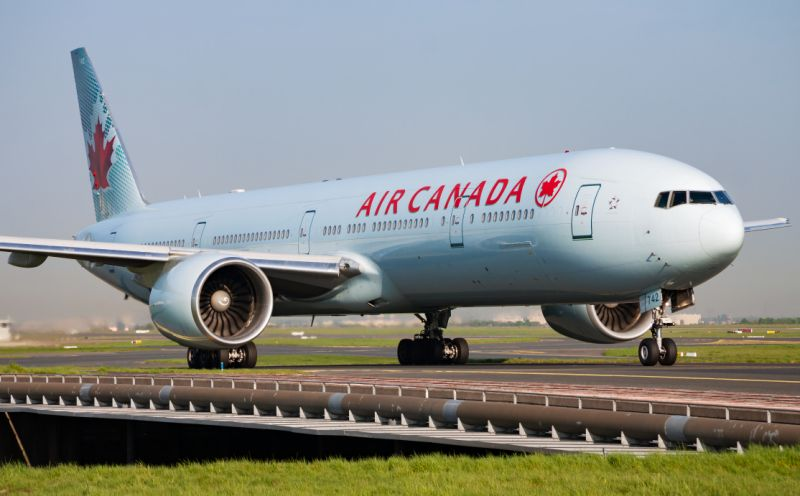 Air Canada plans to resume service to the U.S. May 22, subject to any further government restrictions beyond that date.
