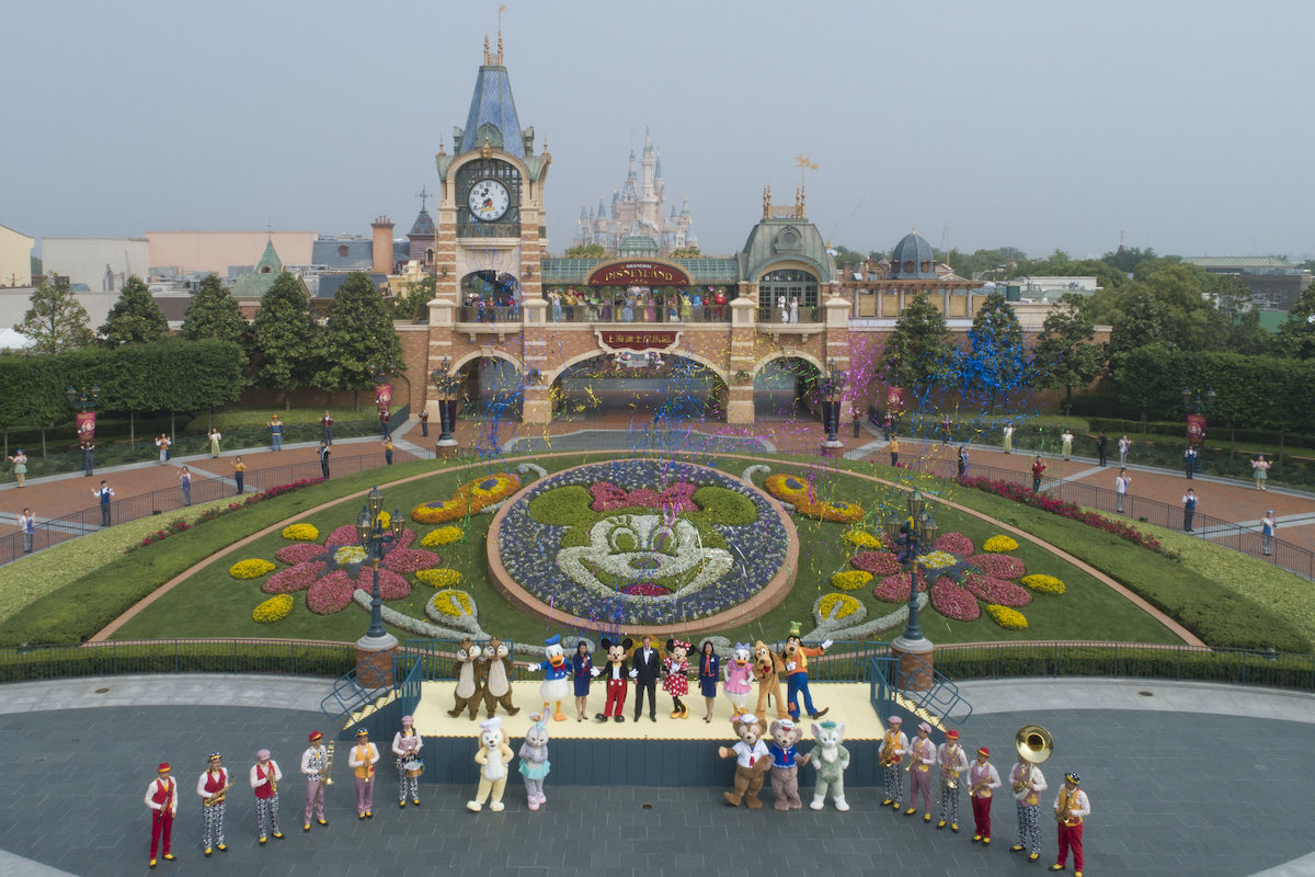 As the youngest Disney park, the quickly expanding Shanghai Disneyland showed its popularity among tourists with this reopening, as tickets for May 11 sold out within a day of becoming available.