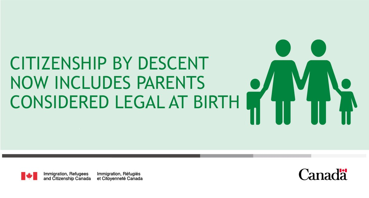 This new interpretation helps Canadian parents who have relied on assisted human reproduction to start a family, including members of the LGBTQ2+ community and couples with fertility issues.