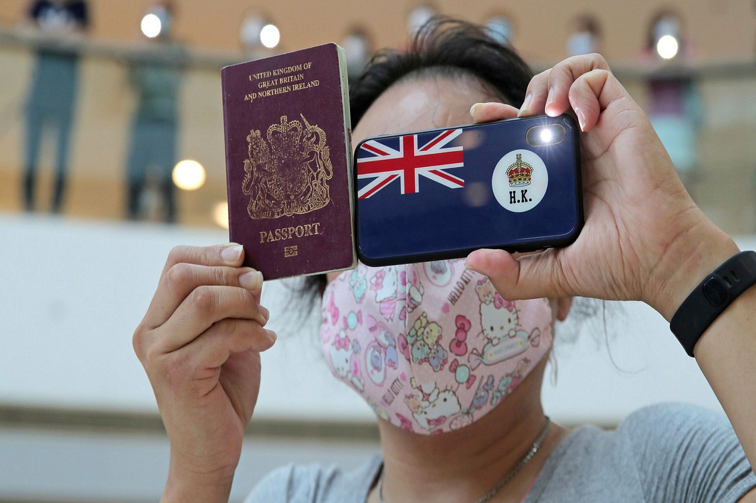 New immigration rules will allow BN(O) citizens the right to live and work in the UK for longer and give a path to full British citizenship.