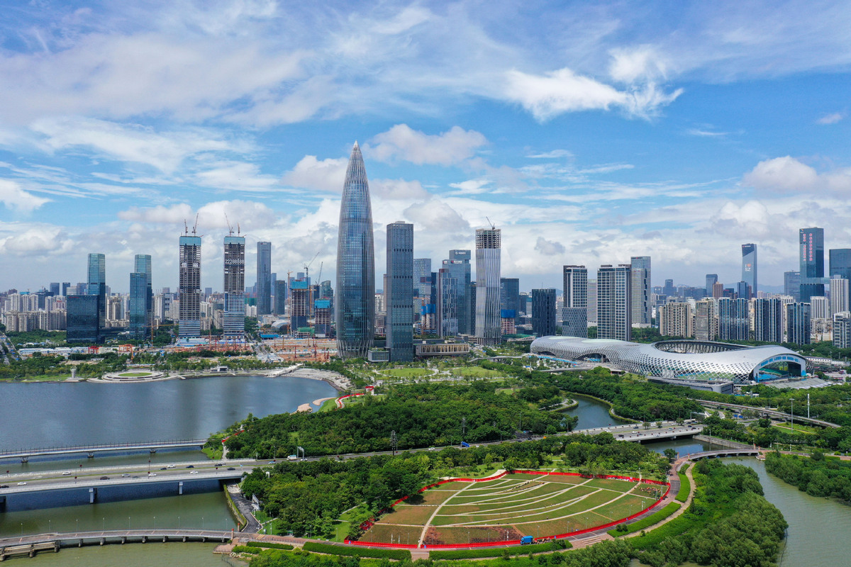 2020 marks the 40th anniversary of Shenzhen, the miracle city in China.