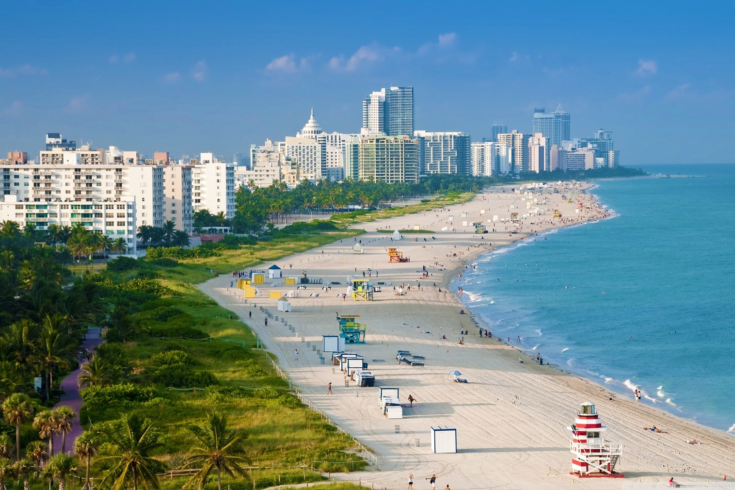 """Miami Beach Future """"workcationers"""" can start making their 20201 plans by checking out special offers from destination hotels."""