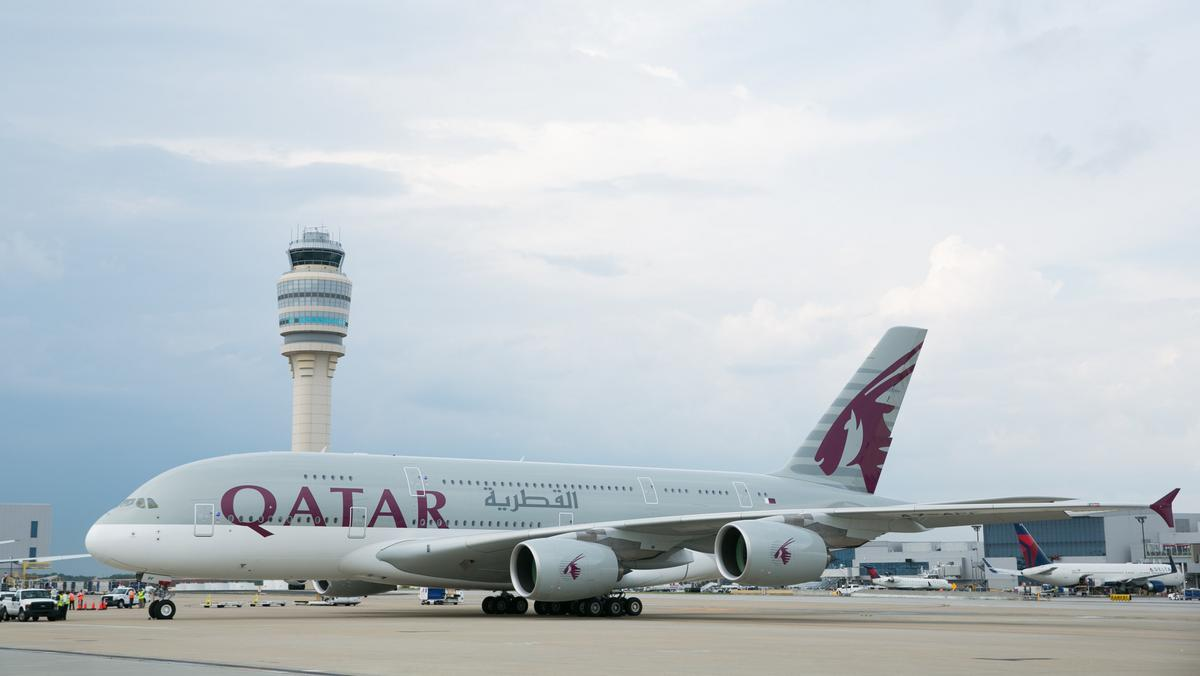 Qatar Airways is pleased to announce it will add its 12thgateway in the U.S. with the resumption of four-weekly Atlanta flights starting 1 June.