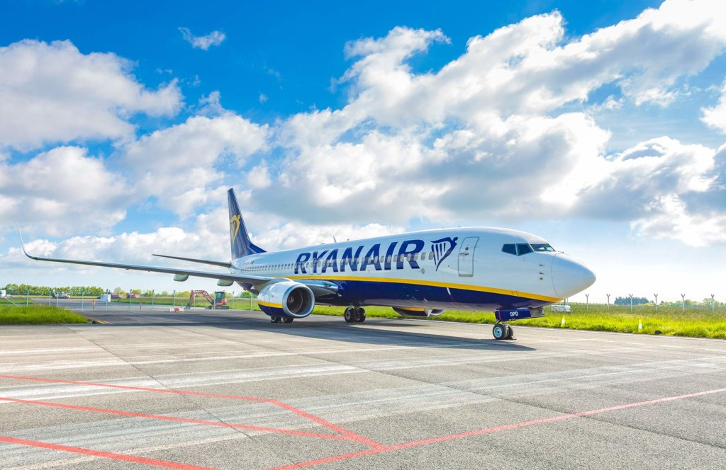 To celebrate, we have launched a seat sale with fares available from just €29.99 for travel until the end of October 2022, but these sale prices must be booked by midnight Thursday, 29th April, only on the Ryanair.com website.